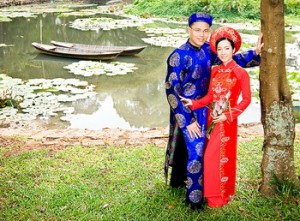 Wedding Ceremony in Vietnam