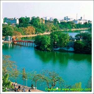 Ho Guom Lake