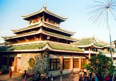 Ba Chua Xu Temple Festival