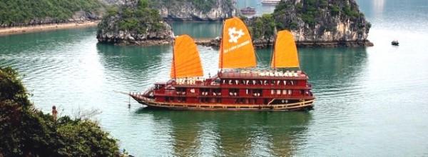 Halong Bay Cruises - Jasmine Cruise Junk
