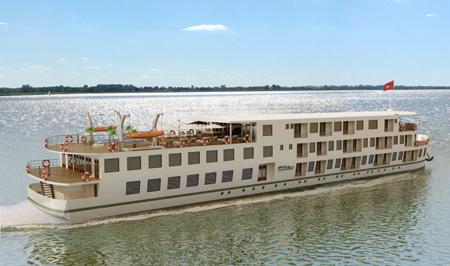 Mekong Delta Cruises - RV La Marguerite