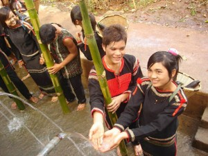Vietnam people - Ede ethnic group