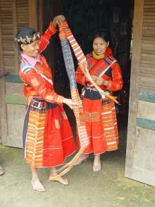 Vietnam people - Pa Then ethnic
