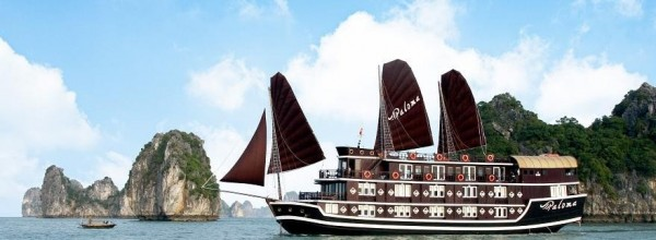 Halong Bay Cruises - Paloma Cruise