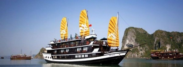 Halong Bay Cruises - Paradise Luxury Cruise