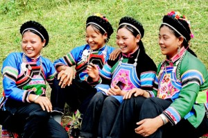 Vietnam people - Phu La ethnic
