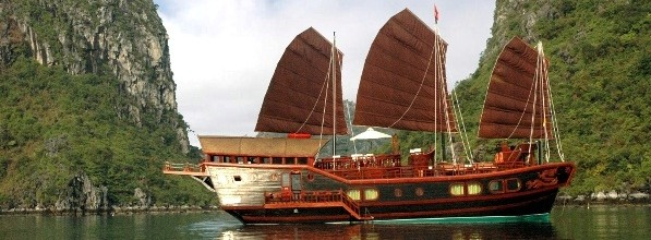 Halong Bay Cruises - Red Dragon Cruise