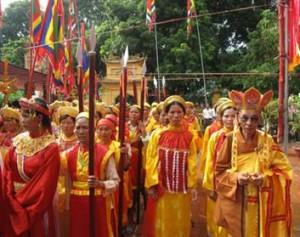 Vietnam festivals - Tran Temple Festival