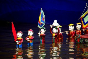 Vietnam Discovery - Water Puppets