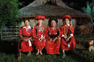 Co Lao ethnic group