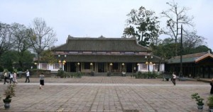 Ancient palace in Hue to be rebuilt