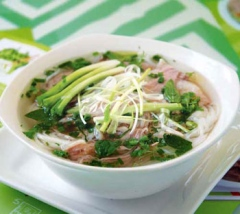 Vietnamese dishes submitted to Asian Records