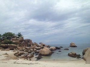 Enchanting journey to Binh Chau Beach