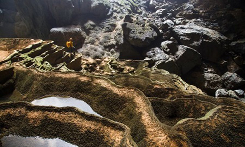 Adventurers to explore Son Doong Cave
